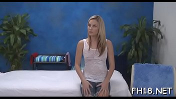 Sweet teen angel with hot body gets nailed 5 min