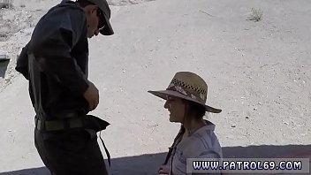 Police force and ebony lesbian police strapon Cute babe Paisley