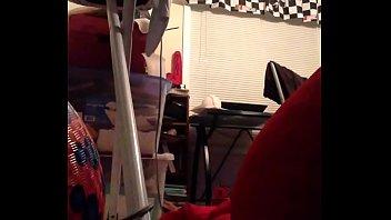 Hidden Cam - Long Dick Landlord Ironing Naked