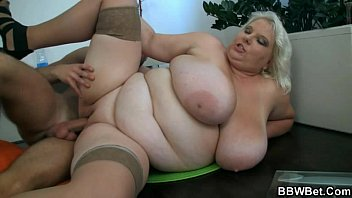 BBW slut getting fucked hard