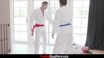 Dads Teach Daughters Martial Arts