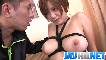 Bend with vibrator Busty milf meguru kosaka gets her shaved pussy creampied