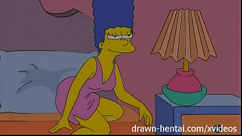 Marge simpson hentai videos Lesbian hentai - lois griffin and marge simpson
