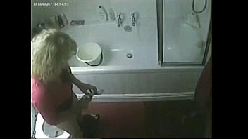Hidden cam toilet efro voyeur Now i know what my mom usually do on toilet. hidden cam