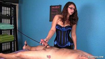 Cock Massage Punishment