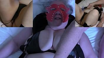 Mature g-strings - 12-feb-2018 skycam cunt and udder needles sklavin/esclave/slave