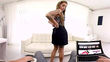 VRBangers.com Silvia Dellai Teases You Back to Reality pornhub video