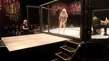 Tasia Lockrans MMA Debut vs Agatha Delicious