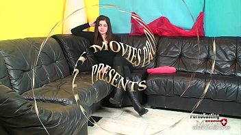 Studentin Cleopatra 18j. beim Porno-Casting - SPM Cleopatra18 TR01