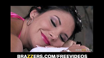 Thick Wet Brunette Is Seduced And Banged By Her Masseur