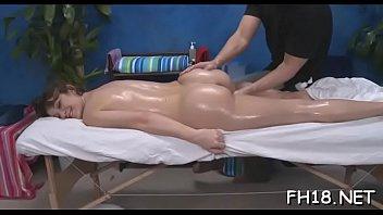 Watch those girls get screwed hard by their massage therapist