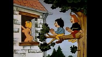 Desfile de dibujos animados - Max y Moritz
