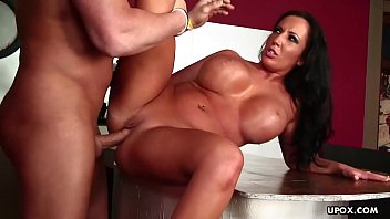 Richelle ryan two cocks Richelle ryan is sucking dick eager to get fucked hard