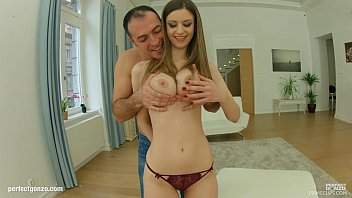Stella Cox with big tits on Primecups having hardcore g