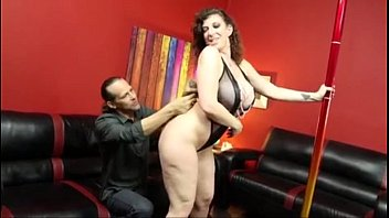 Stripper Sara Jay Pleases her client
