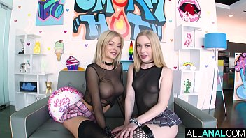 Blowjobs and cunt licking All anal atm threesome with blondes riley and emma