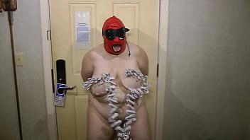 Bbw tit torture 19-dec-2013 the best zipper tit torture to date 1 of 4 - hq sklavin/esclave/slave