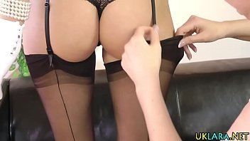 Stockings lesbos stockings | lesbian | milf | british