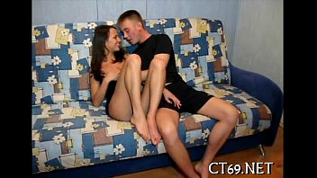 Adorable hottie gets nailed