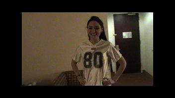 Female bottomless nude Danielle bonus video