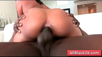 Ebony Nia Nacci annaly fucked deep by a huge black cock