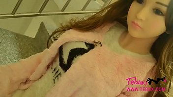This sex doll's pussy so sweet you will come in less than a minute