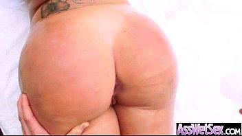Hard Anal Intercorse With Big Round Ass Girl (klara gold) vid-20