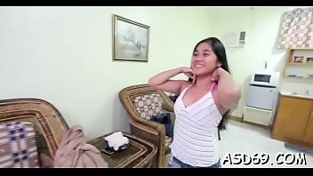 Asian sex movie free clips Warming up a guy by a oral-sex