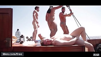 Gay com messenger Pirates a gay xxx parody part 3 - trailer preview - men.com