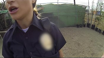 Screw the Cops - Naughty cop squirts all over dick