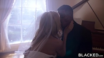BLACKED Riley Steele Takes BBC For The First Time! thumbnail