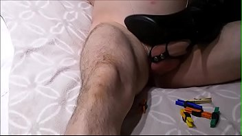 MISTRESS SOPHIA PLAYING WITH HER SUB' COCK