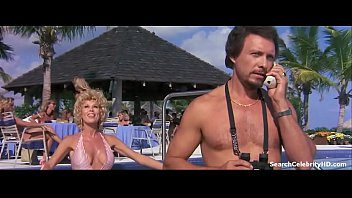 Moravio nude resort Leslie easterbrook in private resort 1985