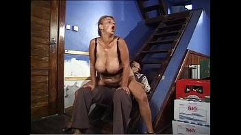 Big tit grannys fucking boys Hot mature woman with big boobs gets fucked by a young boy