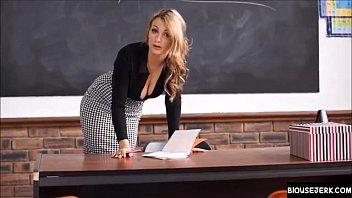 Penny Lee - Sexy teacher boobs - 69VClub.Com