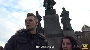 Hunt4K. Recogida En Praga Y Sexo Apasionado Por Dinero En Efectivo Con La Morena