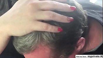 Milf couple sharing strangers big cock outdoors thumbnail