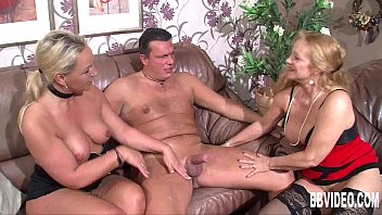 Mature german couple having fun