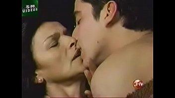 Margarita Llanos - Escenas sexo Historias de EVA - Chilevision 2008