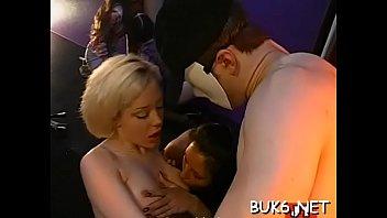Group-sex mobile porn