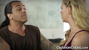 Crushgirls - Cherie Deville Teaches Her Stepdaughter About Sex