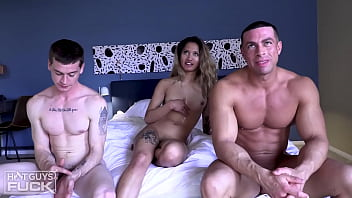 Asian bi gay Insta:rrtomg sean costin london ryan muscle bisex threesome