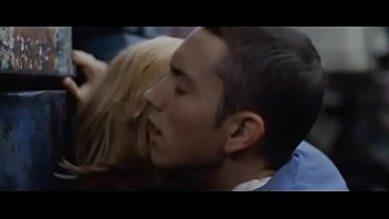 Celebrity Eminem and Brittany Murphy Deleted Scene on 8 Mile Rough Sex