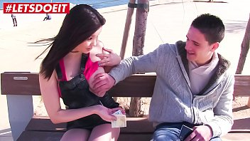 LETSDOEIT - Asian Hottie Miyuki Son Convinces Amateur Stud To Fuck For Money