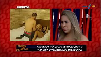 Teste de Fidelidade 02 03 2014 - Duas Sedutora Cris Melo & Talita Completo HD pornhub video