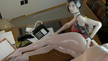 Image: Resident Evil Ada Wong Survival sex