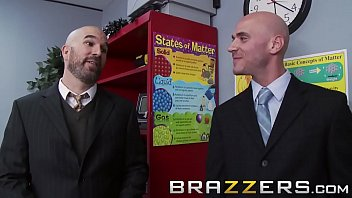 Big Tits at Schoo - (Alanah Rae, Johnny Sins) - Mean Teacher Fuck Her Former Student - Brazzers thumbnail