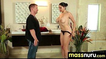 Sexy Girl Nuru Massage and Fuck 16