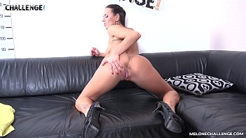 Muscled Stud Bangs Hoe's pussy before Cum Inside