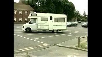 British truck gangbang
